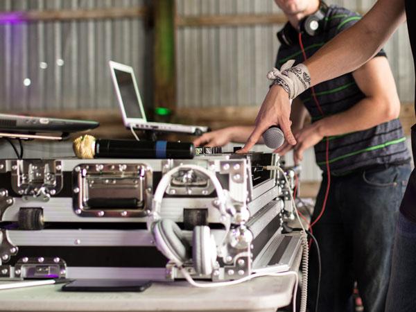 El sonido en la era electrónica