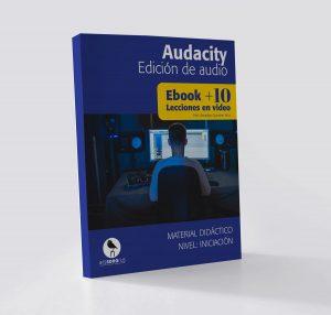 Curso online de Audacity