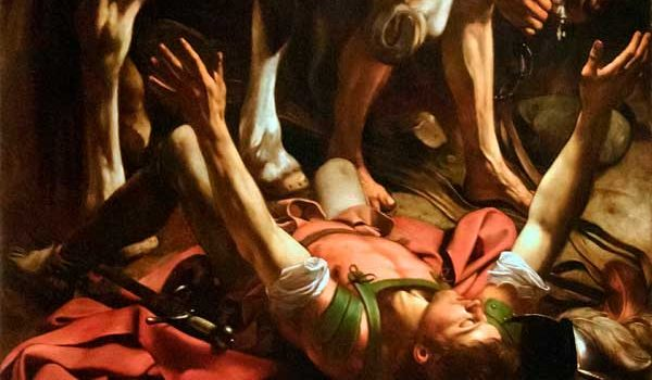 Vida y obra Caravaggio